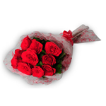 Red Roses Bouquet-VL